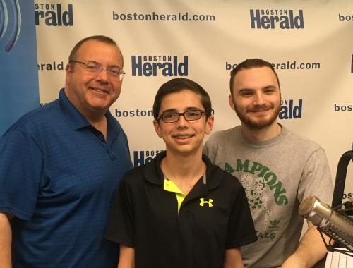 Live on Boston Herald's